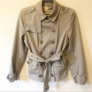 Burberry Short Trench Coat